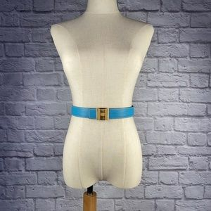 Authentic Vintage Hermes Reversible Cadena H Belt